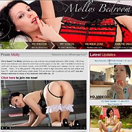Click Here To Visit Molly's Bedroom